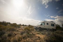 Camping & Lodging: House Mountain Trail - Sedona, Arizona
