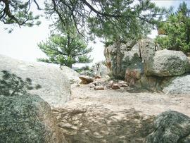 Camping & Lodging: Fourmile Area: Lenhardy Cutoff - Buena Vista, Colorado