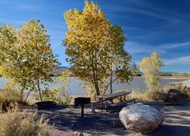 Camping & Lodging: Badger Valley Loop Nevada - Alamo, Nevada