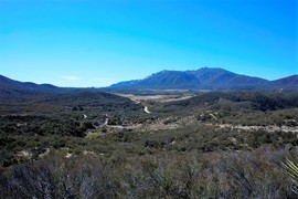 6S16 -  Cottonwood Truck Trail - Anza, California