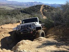 2N47 - Cleghorn Ridge - Hesperia, California