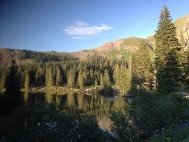 Alta Lakes - Ophir, Colorado