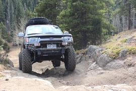 Barbour Fork - Idaho Springs, Colorado
