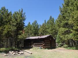 Mill Creek - Empire, Colorado