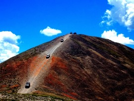 Highlights: Red Cone - Grant, Colorado