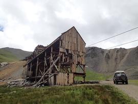 Stony Pass - Silverton, Colorado