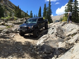 Wheeler Lake - Alma, Colorado
