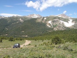 Yankee Hill to Central City  - Central City, Colorado