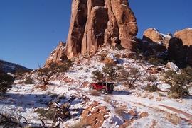 Bull Canyon - Moab, Utah