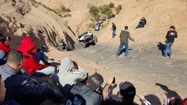 Hells Revenge - Moab, Utah