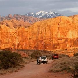 Poison Spider Mesa - Moab, Utah