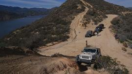 2N33 - Pilot Rock Truck Trail - Hesperia, California