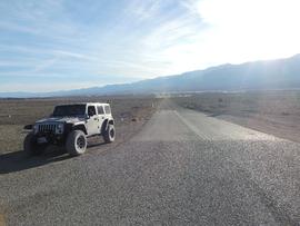 West Side Road - Death Valley National Park - Furnace Creek, California