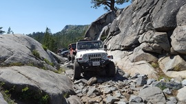 Highlights: The Rubicon Trail - Pollock Pines, California