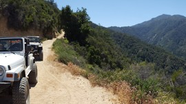 5S01 - Indian Truck Trail - Corona, California