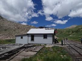 Alpine Tunnel West - Pitkin, Colorado