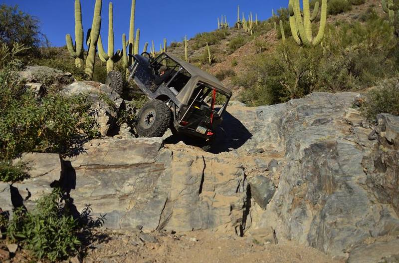 Highway To Hell Arizona Trails Offroad