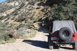 2N70Y - Sidewinder Canyon - Big Bear City, California