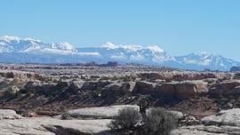 Mashed Potato - Moab, Utah