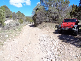Barlow Canyon Mines - Vernon, Utah
