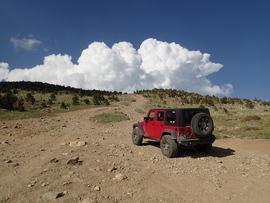 Yankee Hill - The Actual Hill - Idaho Springs, Colorado