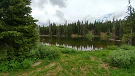 White Owl Lake - Dotsero, Colorado