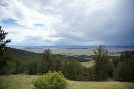 Badger Mountain Road - Florissant, Colorado