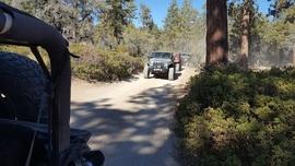 3N10 West - Connector Trail to John Bull West - Big Bear Lake, California