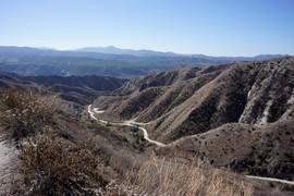5S07 - Bee Canyon  - Hemet, California