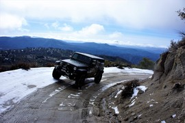 5S10 - Red Hill Road - Idyllwild-Pine Cove, California