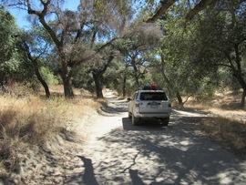 17S04 - Corral Canyon Road - Campo, California