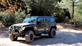 4S05 - Mellor Ranch OHV - Idyllwild-Pine Cove, California