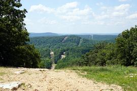 Main Road 5 - Hot Springs ORV Park - Hot Springs, Arkansas